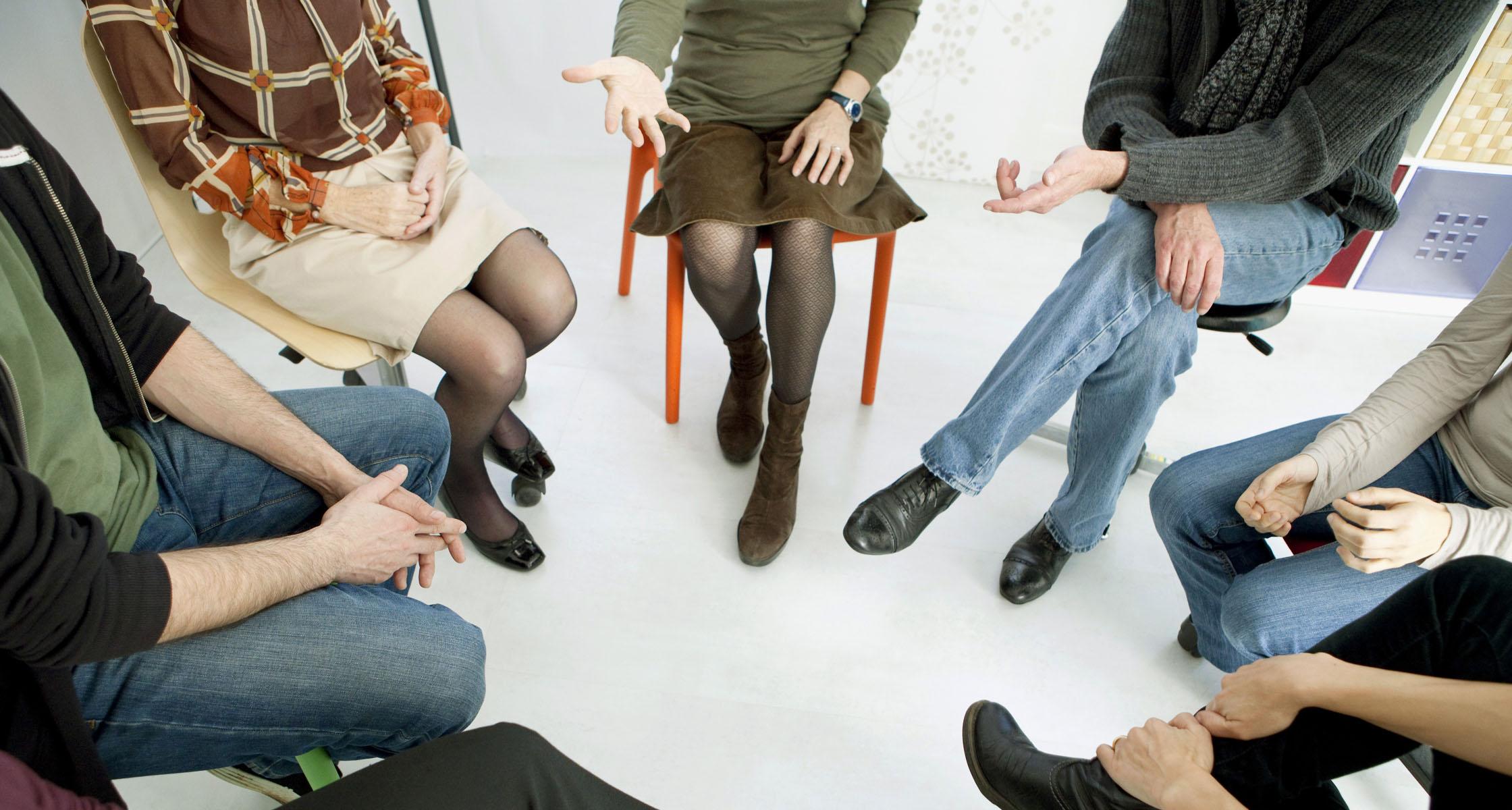 очная психотерапевтическая группа