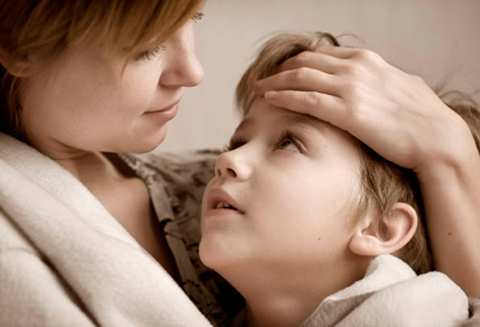 Беременность влияет на восприятие мимики