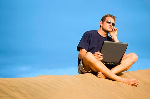 Большинство мужчин предпочитают гибкий график работы