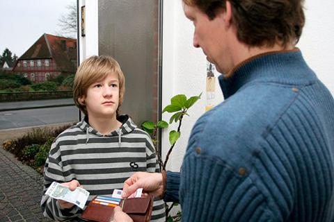 Для детей важно участвовать в финансовой жизни семьи