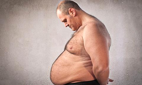 Ожирение отнимает до восьми лет жизни