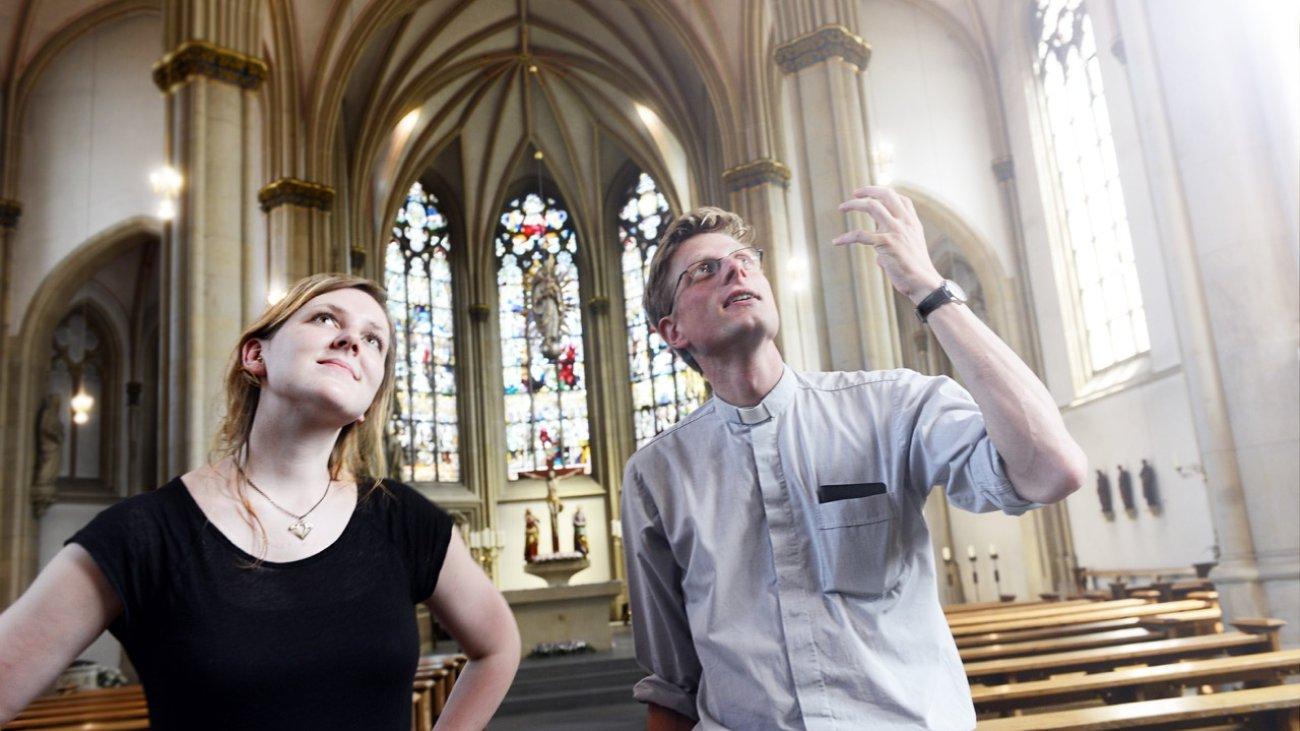 Может ли священник быть атеистом?