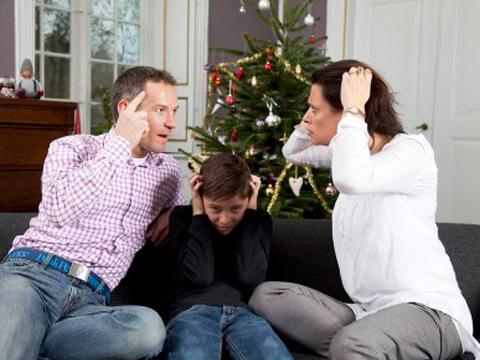 Семейные ссоры, часть первая