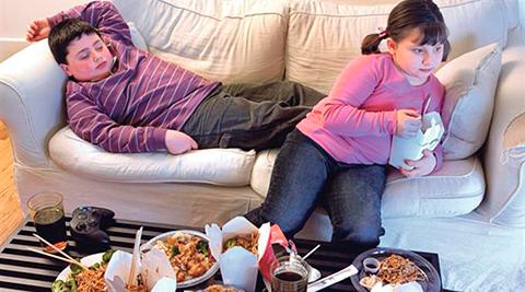 Три простых правила для преодоления детского ожирения